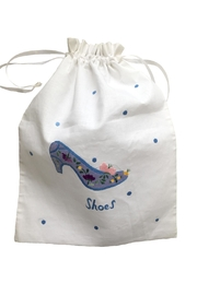 tu-anh boutique Linen Shoe Bag - Product Mini Image