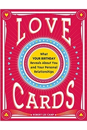 tu-anh boutique Love Cards Book - Front cropped