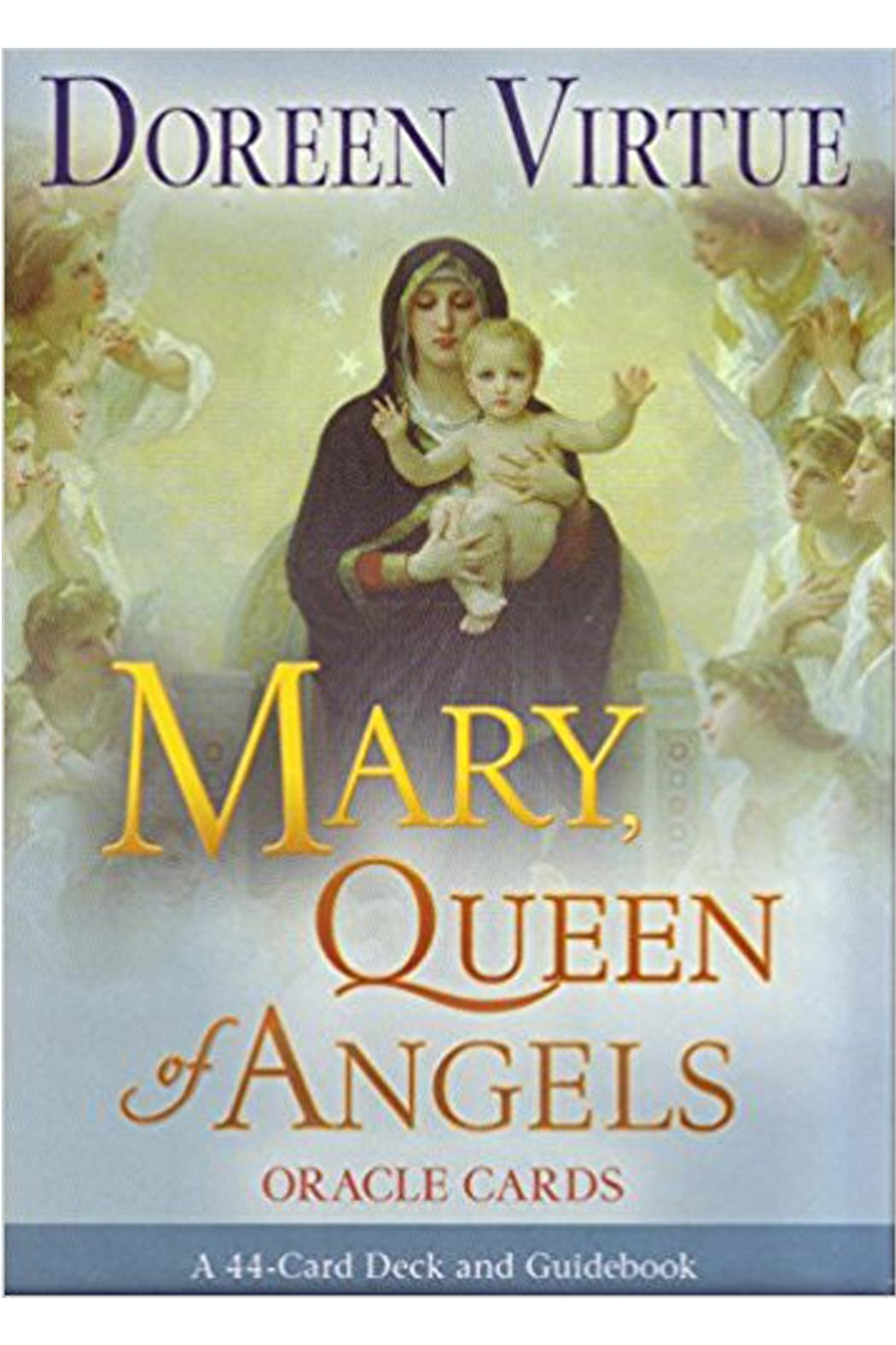 tu-anh boutique Mary Angel Cards - Front Cropped Image