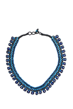 tu-anh boutique Mexican Beaded Necklace - Product List Image
