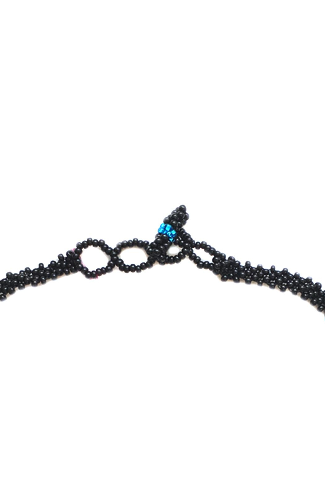 tu-anh boutique Mexican Beaded Necklace - Side Cropped Image