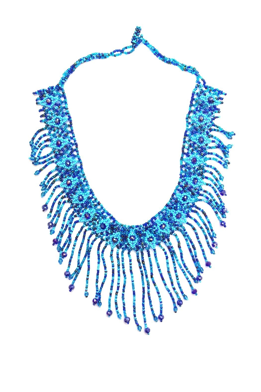 tu-anh boutique Mexican Dangling Necklace - Main Image