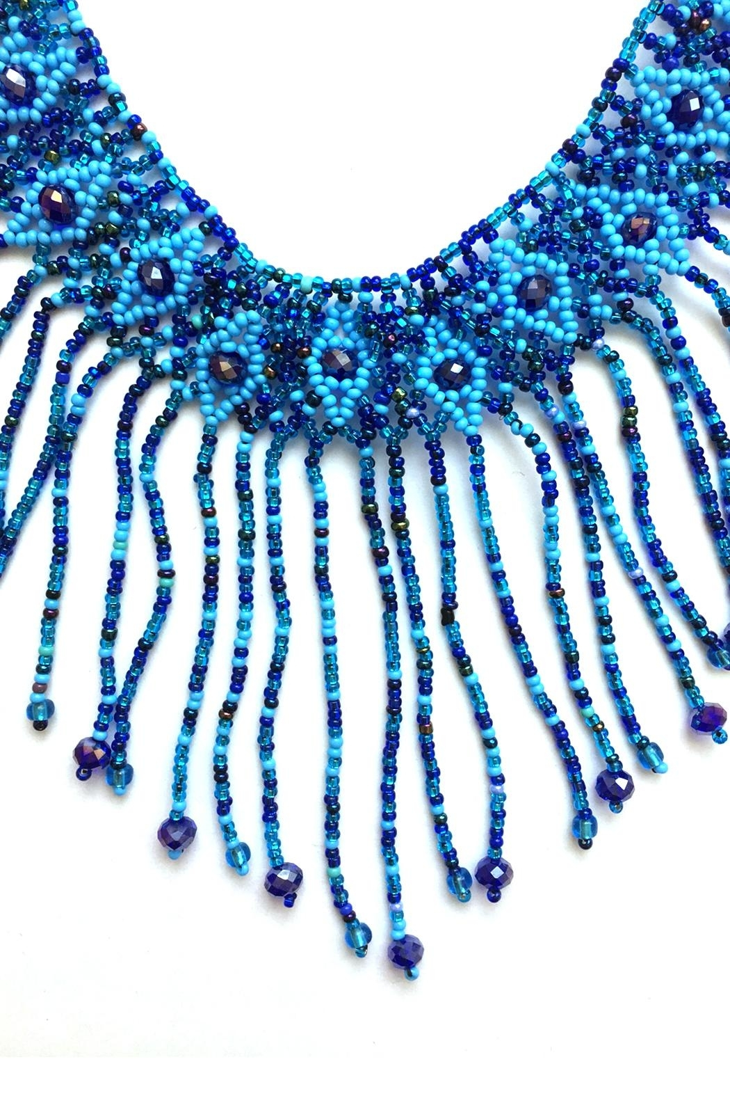 tu-anh boutique Mexican Dangling Necklace - Front Full Image