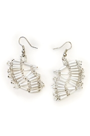 tu-anh boutique Mexican Goddess Earrings - Front cropped