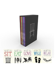 tu-anh boutique 'How To' Book Set - Front cropped