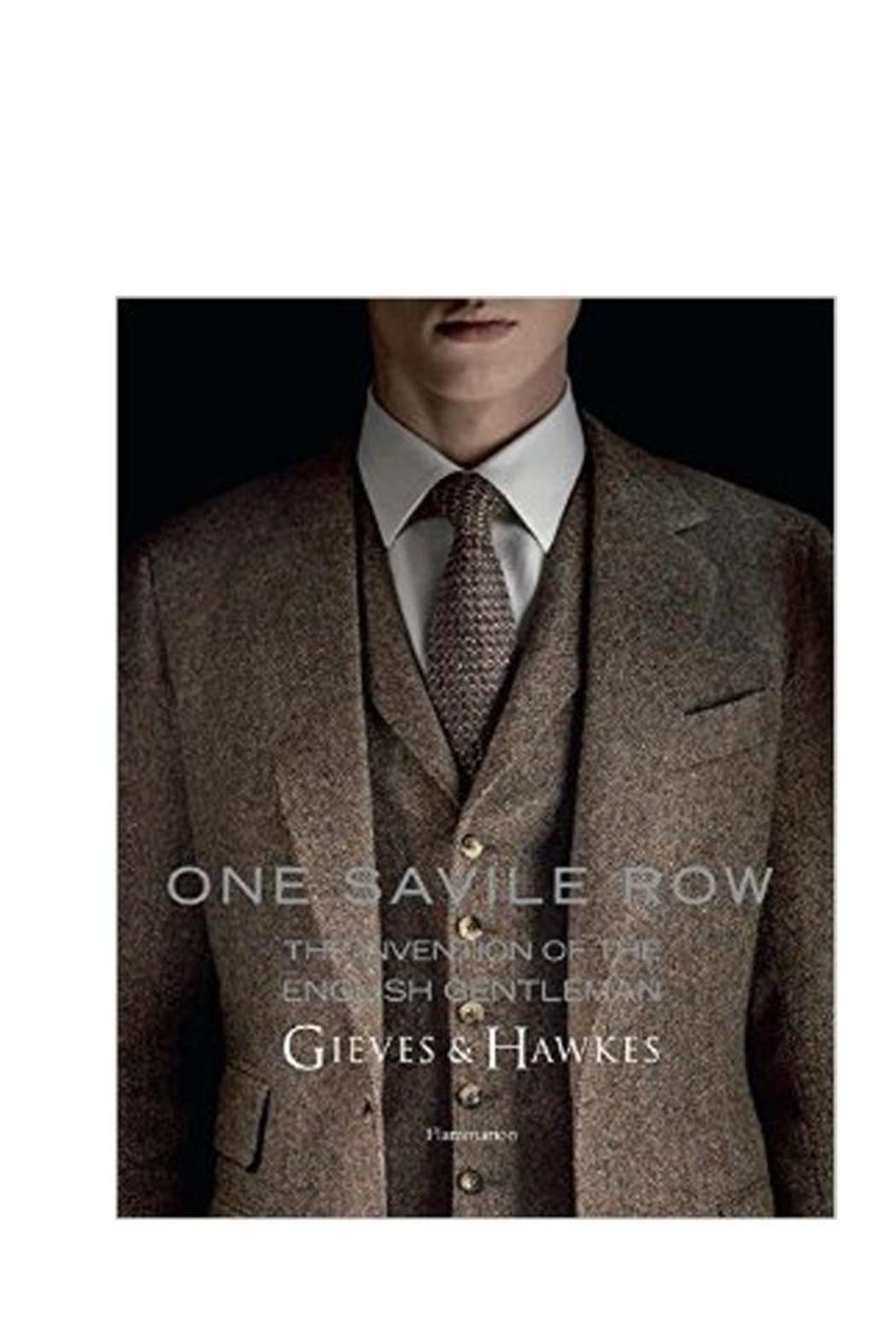 Flammarion One Savile Row Book - Front Cropped Image