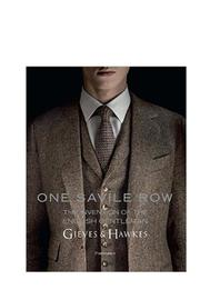 Flammarion One Savile Row Book - Product Mini Image