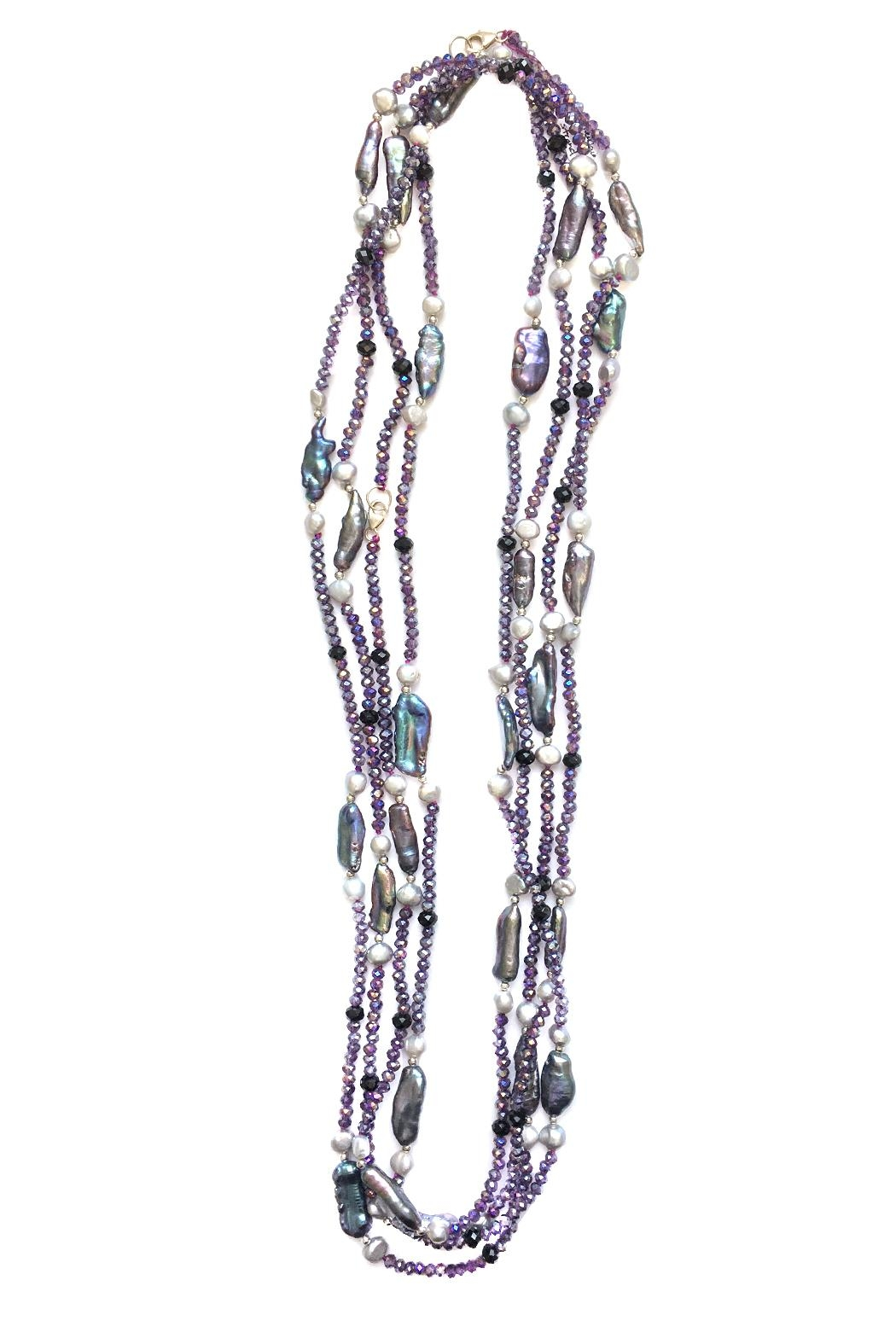 tu-anh boutique Pearl Layering Necklace - Main Image