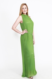 tu-anh boutique Pleated Goddess Dress - Product Mini Image
