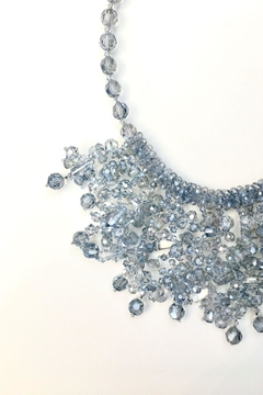 tu-anh boutique Sky Blue Crystal Necklace - Alternate List Image