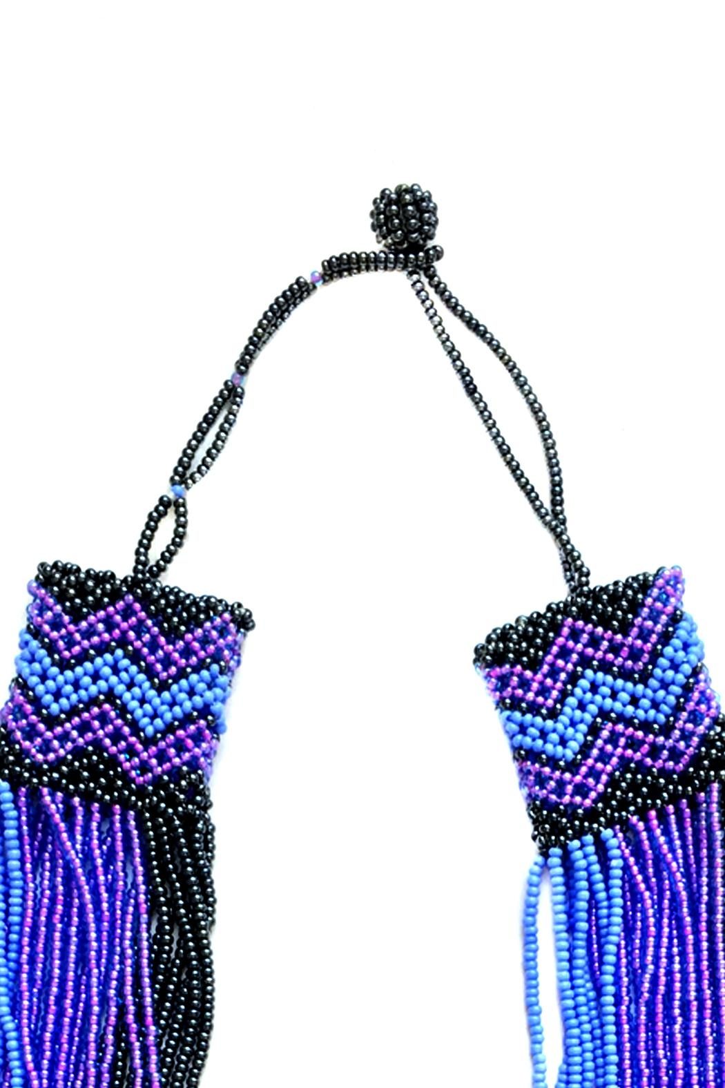 tu-anh boutique South African Necklace - Side Cropped Image