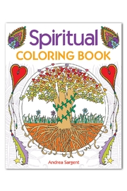 tu-anh boutique Spiritual Coloring Book - Product Mini Image