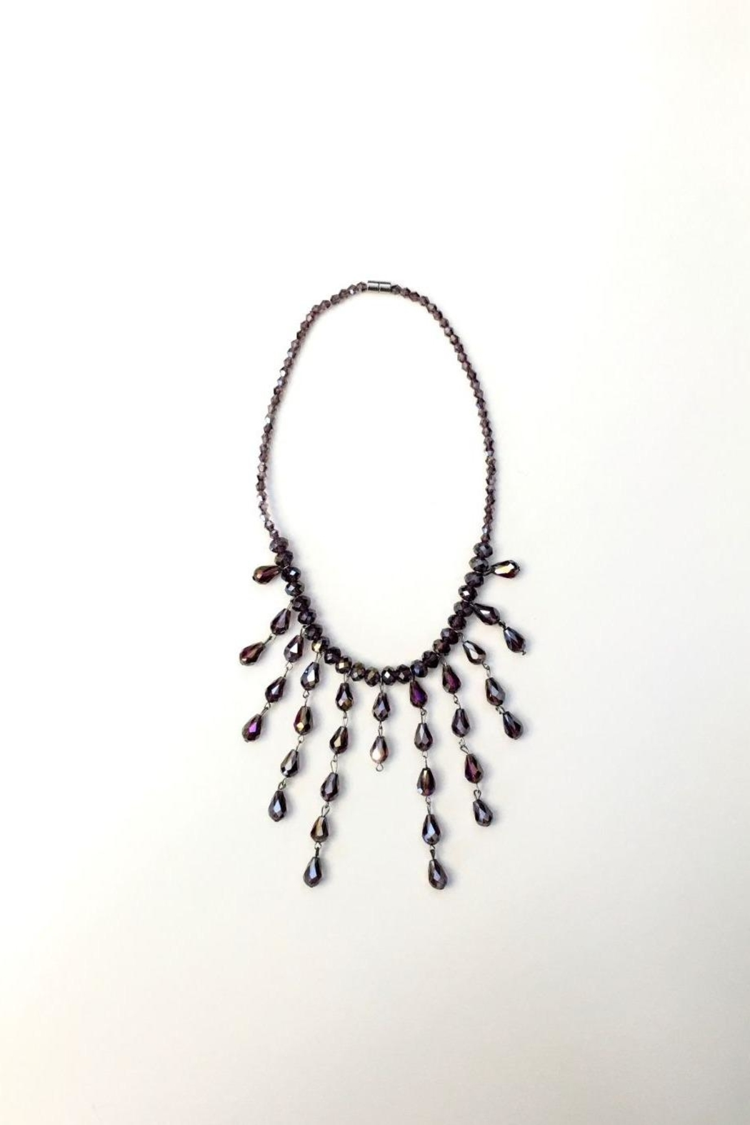 tu-anh boutique Sunset Crystal Necklace - Front Full Image