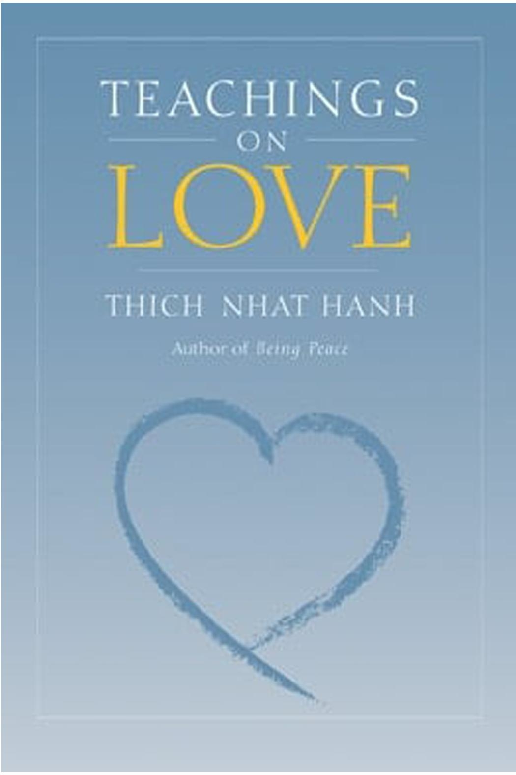 tu-anh boutique Teachings On Love - Main Image