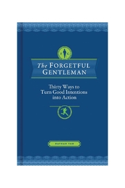 tu-anh boutique The Forgetful Gentleman Book - Product Mini Image