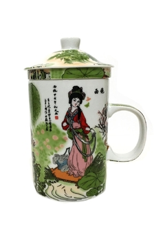 tu-anh boutique White Jade Teapot - Product List Image