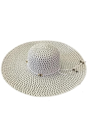 tu-anh boutique White Rope-Band Sunhat - Product Mini Image