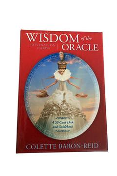 tu-anh boutique Wisdom Oracle Cards Book - Alternate List Image