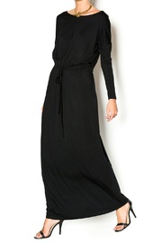tua Drawstring Maxi Dress - Product Mini Image
