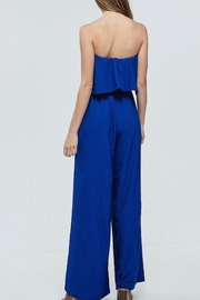Bibi Tube Top Jumpsuit - Side cropped