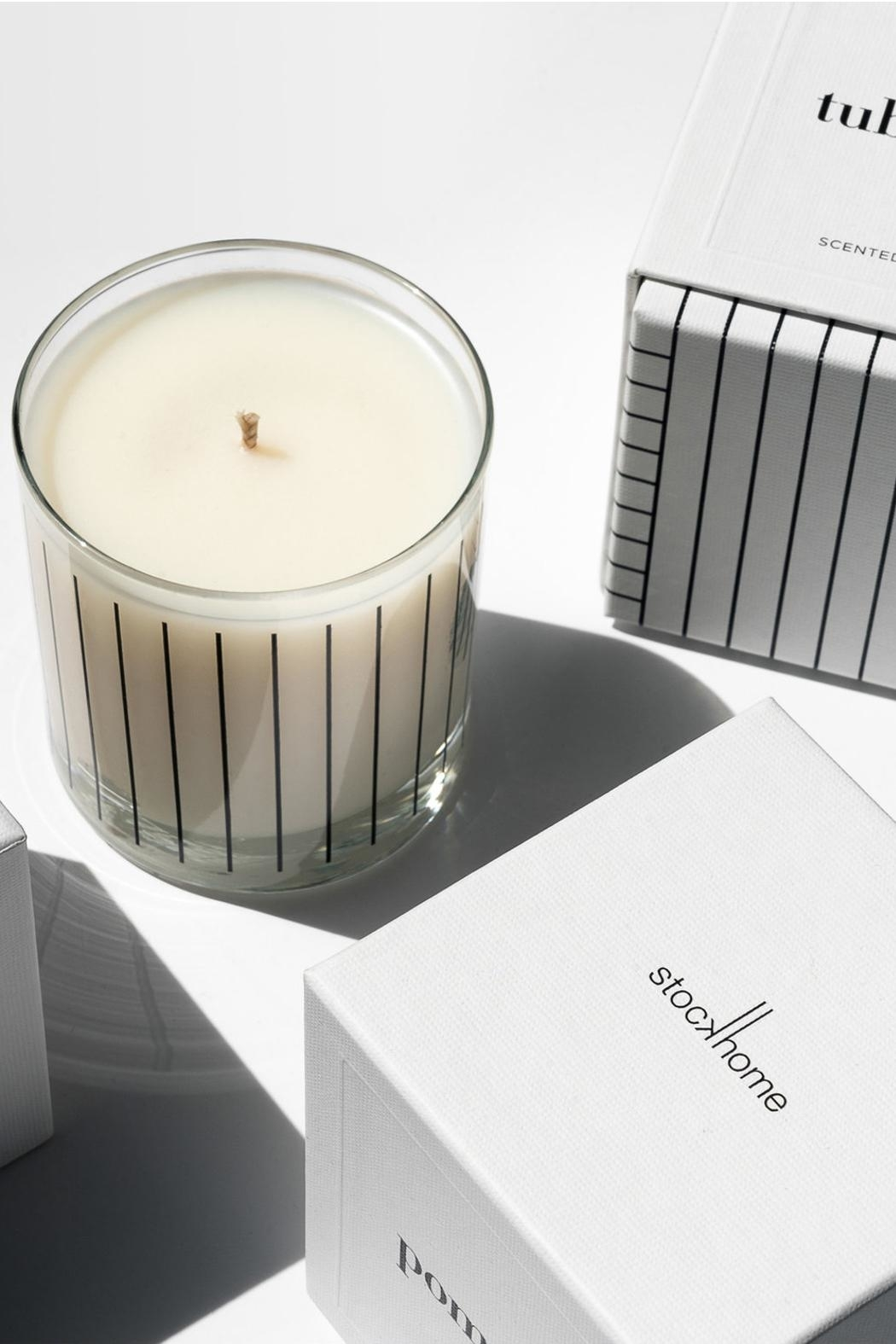 Studio Stockhome Tuberose Scented Candle - Back Cropped Image