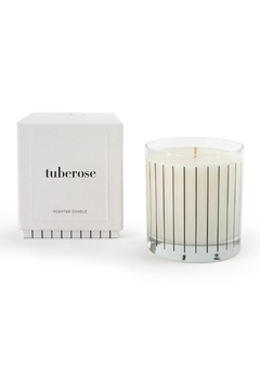 Studio Stockhome Tuberose Scented Candle - Product List Image