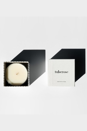 Studio Stockhome Tuberose Scented Candle - Side cropped