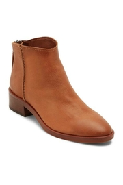 Dolce Vita Tucker Leather Bootie - Front full body