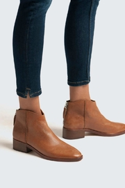 Dolce Vita Tucker Leather Bootie - Back cropped