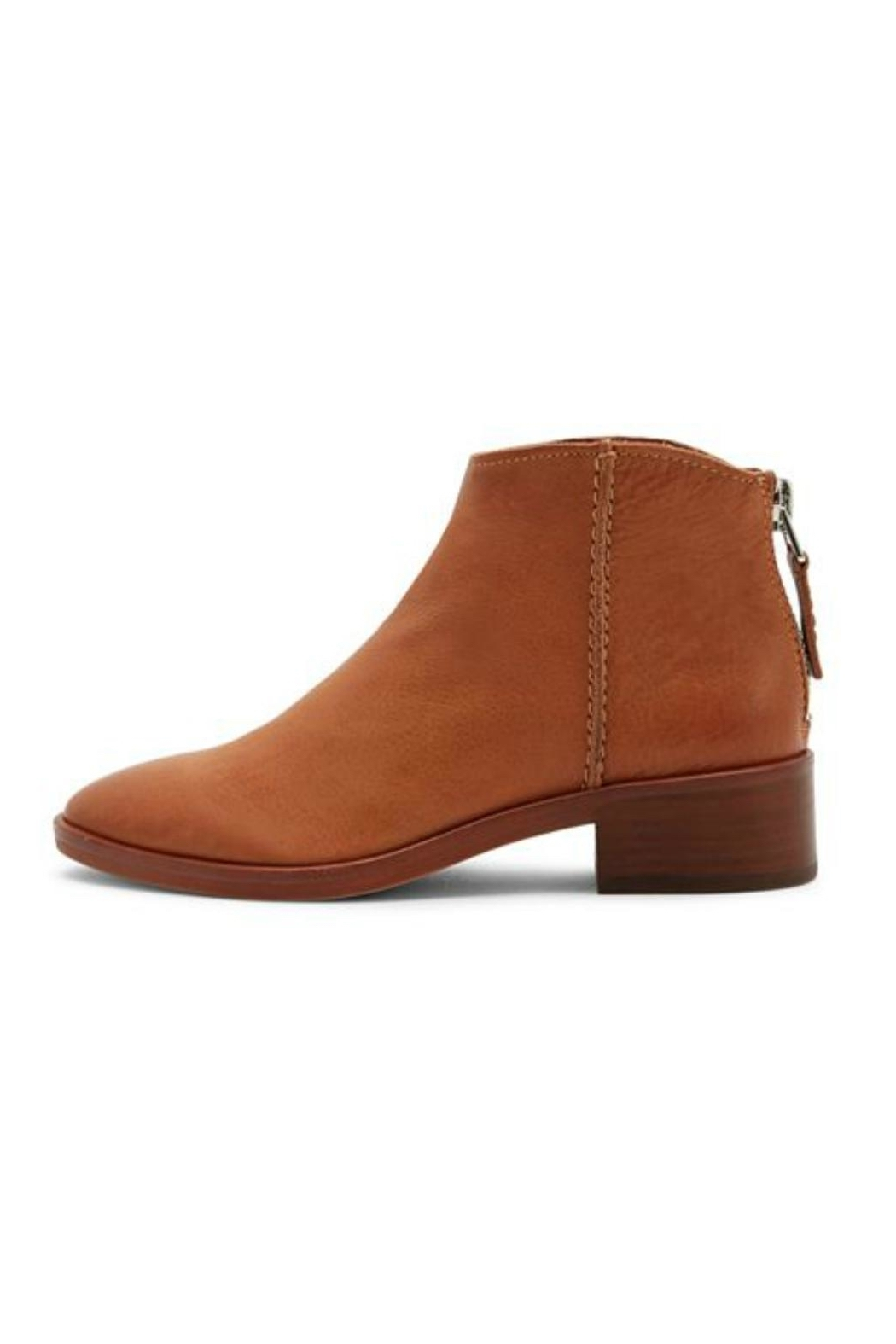 Dolce Vita Tucker Leather Bootie - Main Image