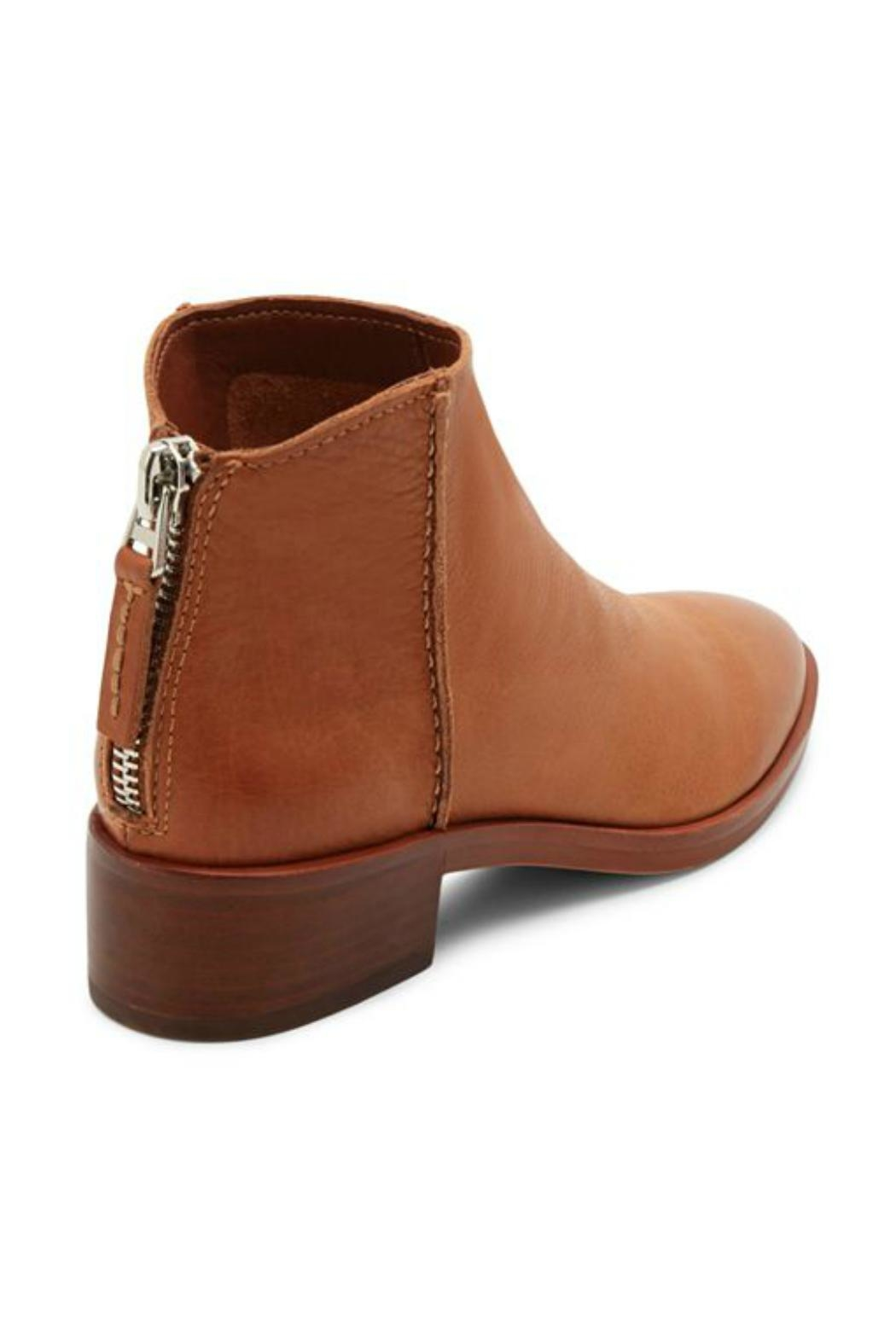 Dolce Vita Tucker Leather Bootie - Side Cropped Image