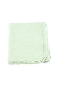 Shoptiques Product: Green Receiving Blanket