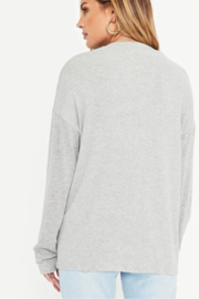 Project Social T Tula Rib Mix Long Sleeve - Other