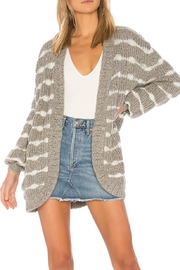 Tularosa  Carmine Wool Sweater - Front cropped
