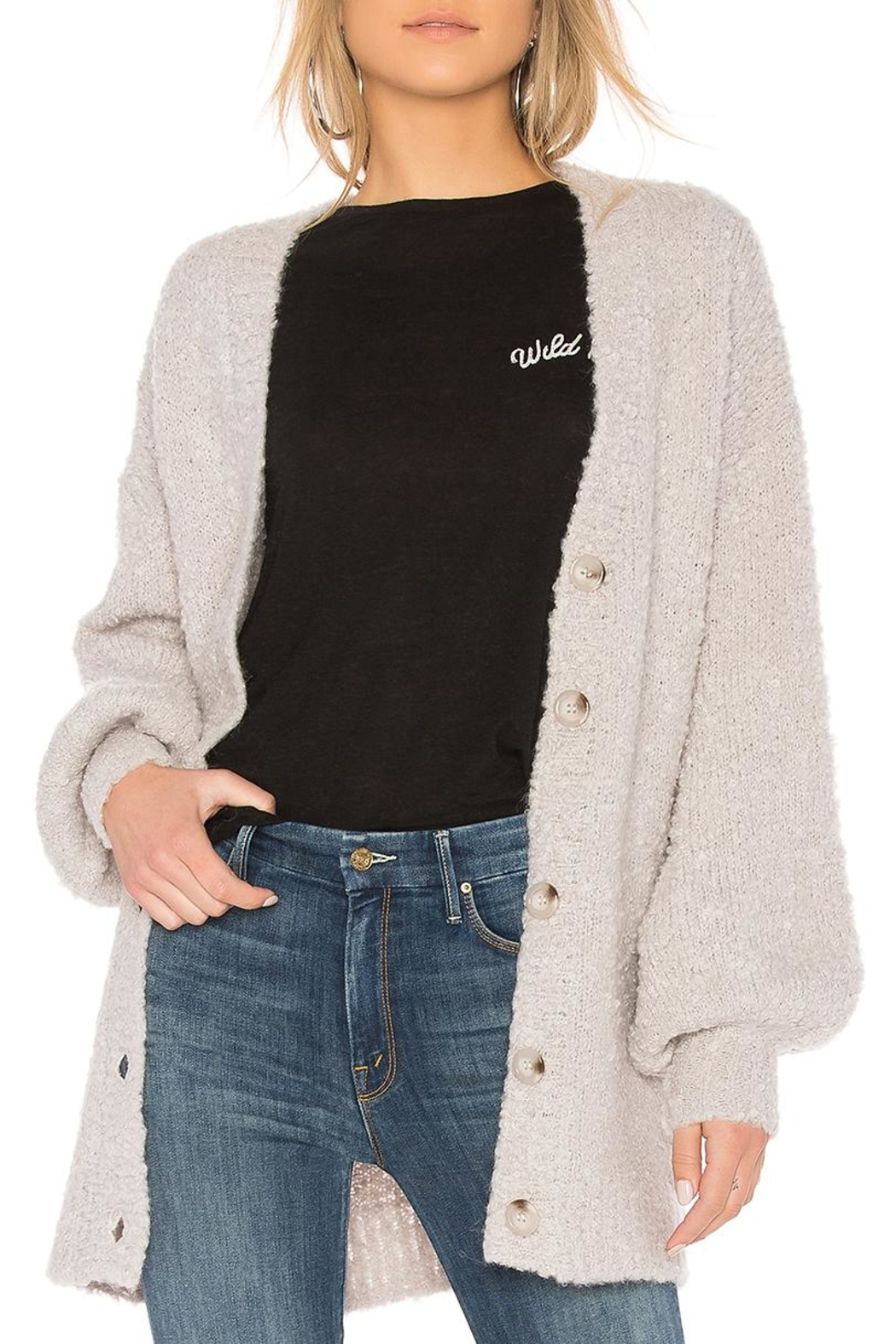 Tularosa  Clementine Sweater - Front Cropped Image