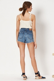 Tularosa  Emma High Rise Shorts - Side cropped