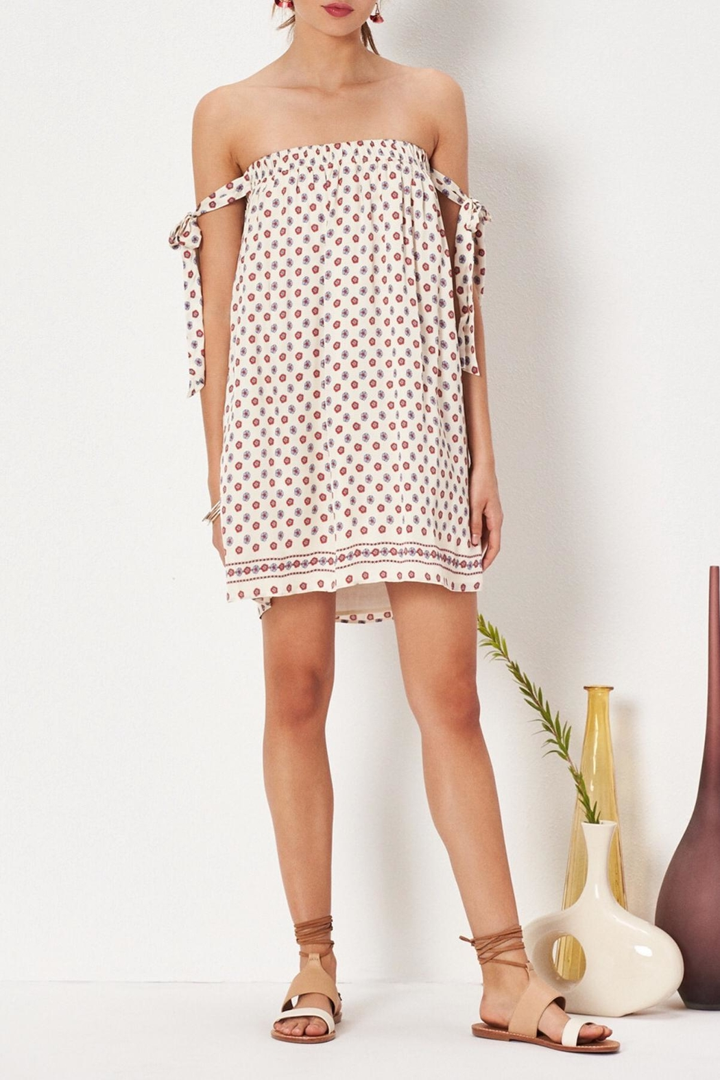 Tularosa  Perry Dress - Front Full Image