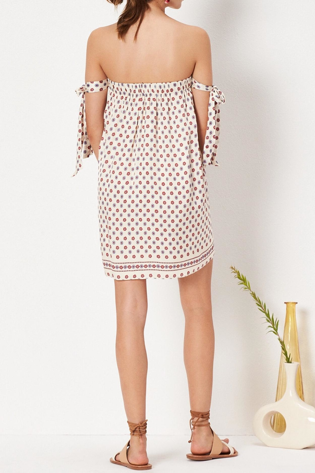 Tularosa  Perry Dress - Side Cropped Image