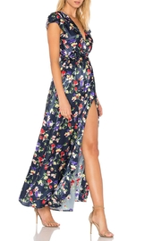 Tularosa  Sid Wrap Dress - Front full body