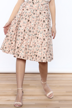 Shoptiques Product: Animal Portrait Skirt