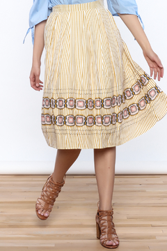 Shoptiques Product: Printed Skirt