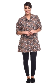 Tulip Brown Trees Shirt - Product Mini Image