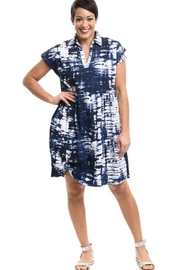 Tulip Crinkle Empire Dress - Product Mini Image
