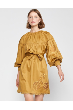 Shoptiques Product: Tulip Lace Embroidered Dress