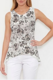 Whimsy Rose Tulip Leopard Multi Hi-Lo Tank - Product Mini Image