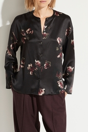 Vince Tulip Print Blouse - Product Mini Image