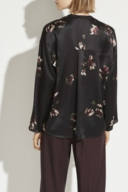 Vince Tulip Print Blouse - Front full body