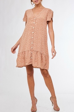 Shoptiques Product: Tulip Ruffle Dress