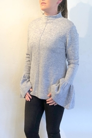 Keren Hart Tulip Sleeve Sweater - Product Mini Image