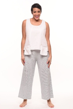 Tulip Stripe Pocket Pants - Alternate List Image